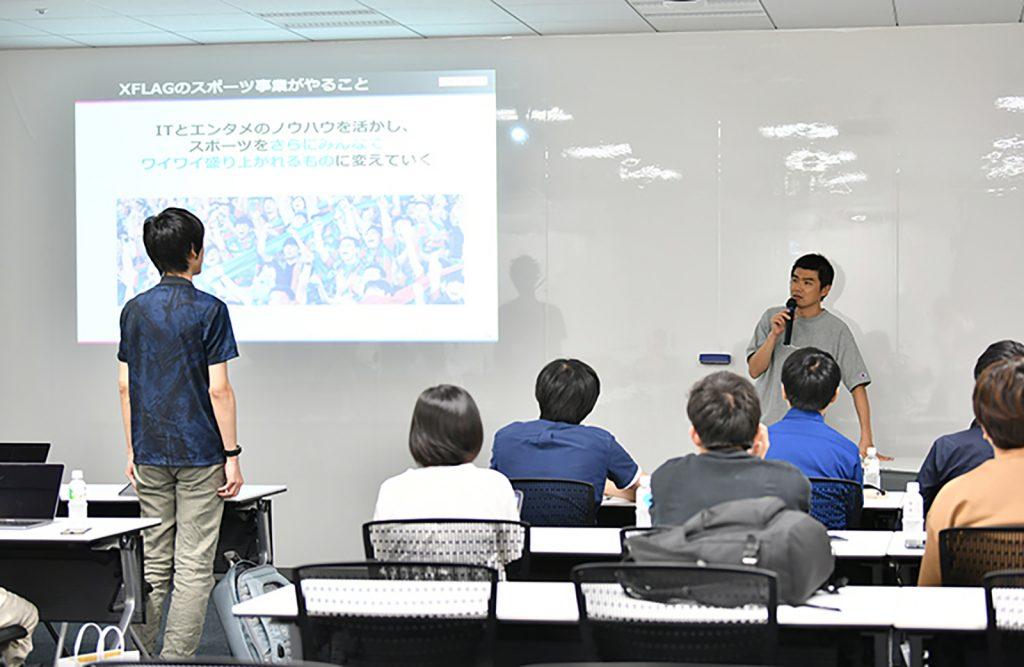 代表の木村自ら社員研修で講師として登壇します。